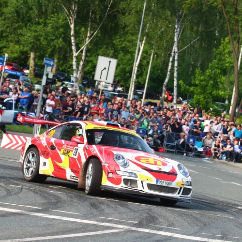 AvD Sachsen-Rallye 24.5.2019