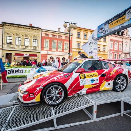 KOWAX Valašská Rally 29.3.2019