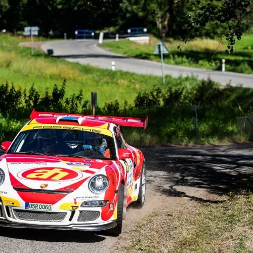 Rallye Bohemia 1.7.2018