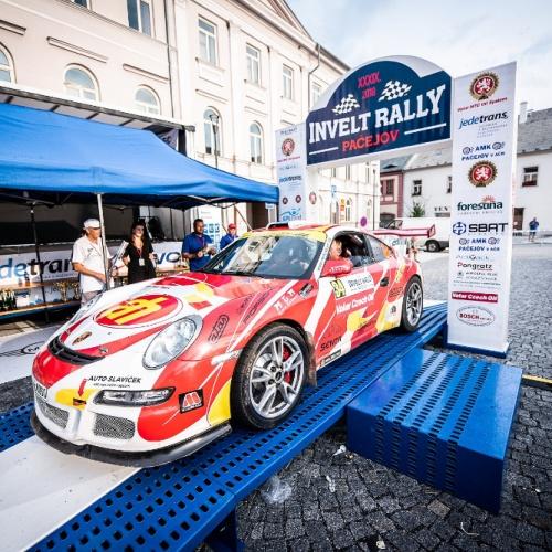 Rallye Pačejov 28.7.2018