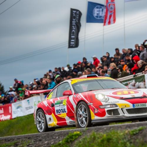 Rallye Šumava Klatovy 26.4.2019
