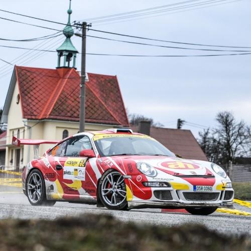 Valašská rally 25.3.2018